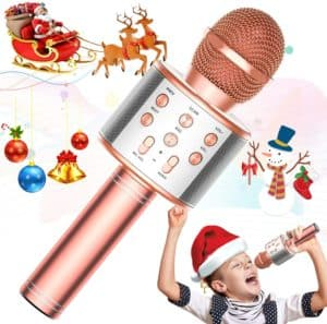 TRONIC MASTER Wireless Karaoke Microphone