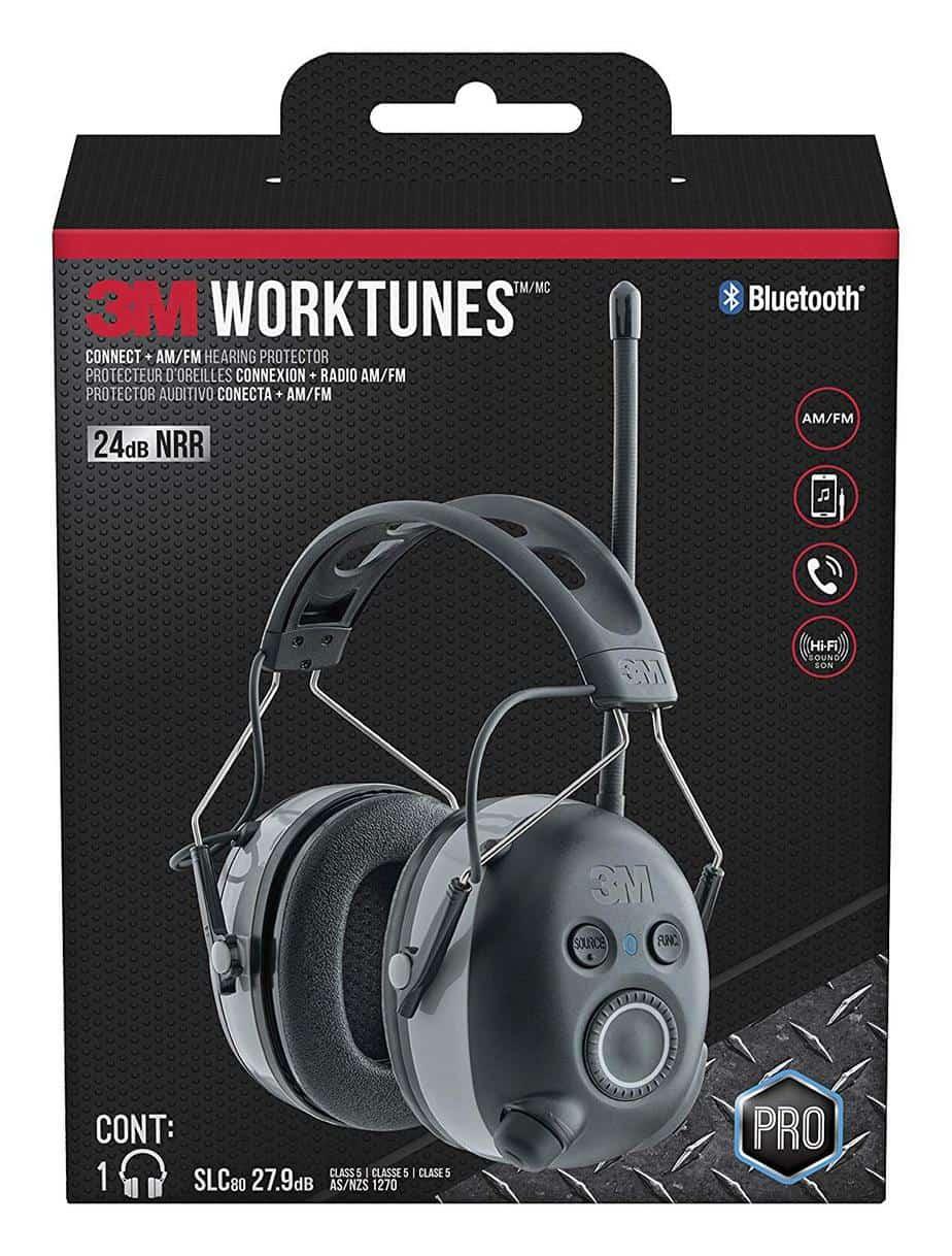 The 3M worktunes wireless headphones