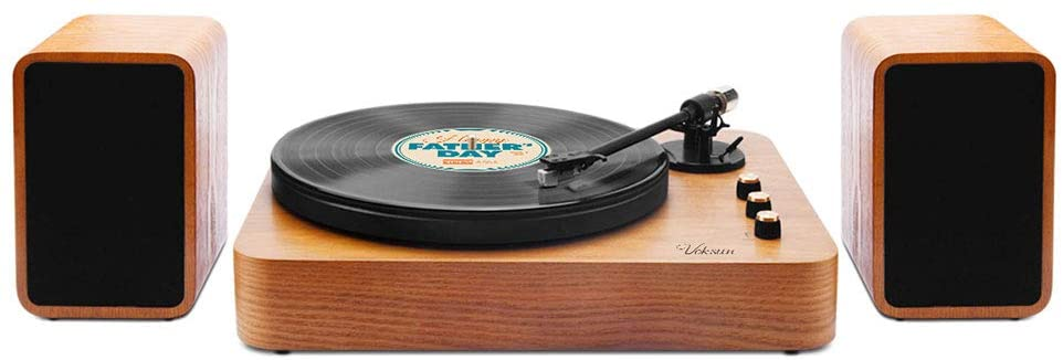 Vokoun 3 Speed Precision Turntable