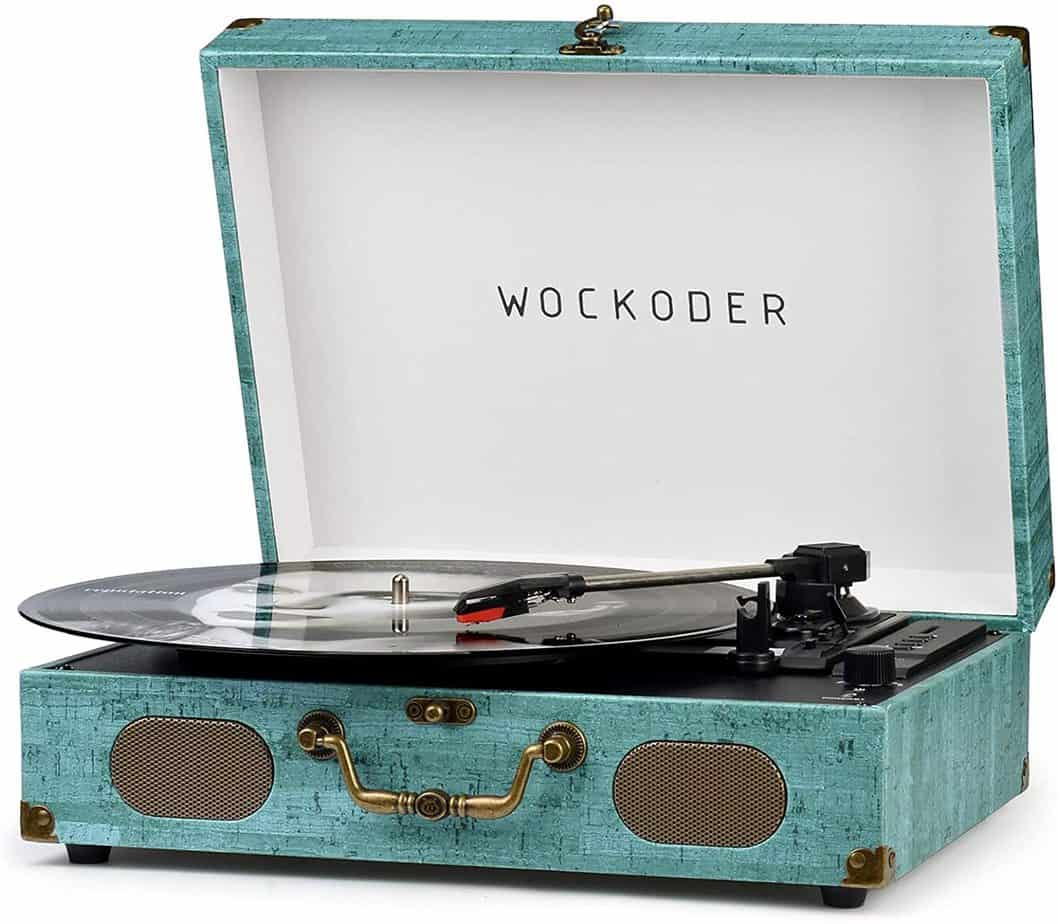 Wockoder Store Turntable