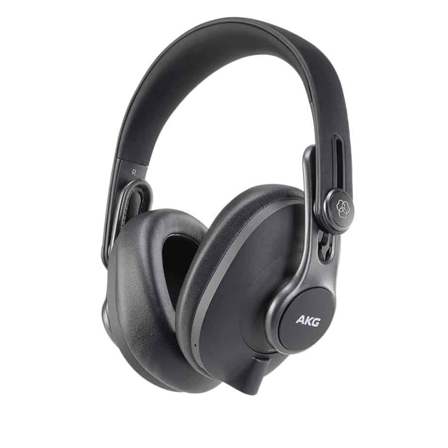 AKG K371BT Over-Ear Foldable Studio Headphones
