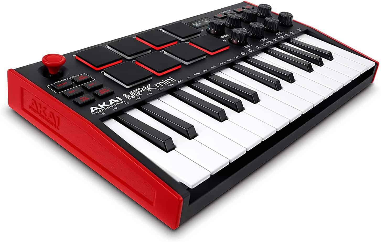 Akai Professional Midi Keyboard