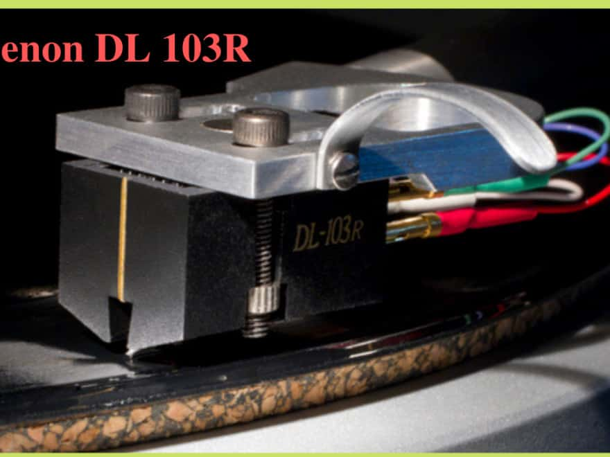 Go Old School with the Denon DL 103R on Your Turntable 105