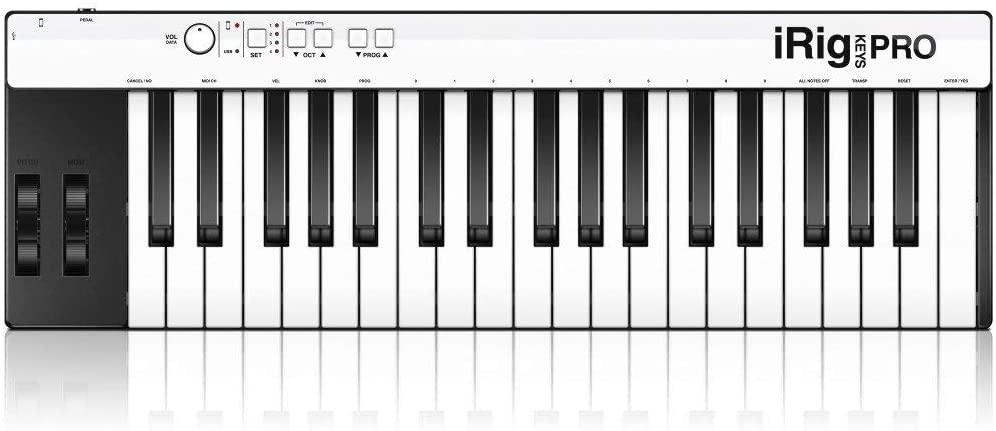 IK Multimedia 37-Key MIDI Controller