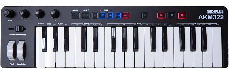 Midiplus AKM322 Midi Keyboard