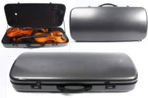 Yinfente Store 4/4 Double Violin Case