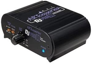 ART DJPREE II Phono Preamplifier