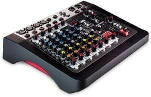 Allen & Heath ZEDi-10FX Hybrid Compact DJ Mixer