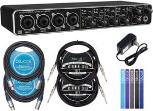 Behringer U-PHORIA USB Audio Interface