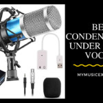 Best Condenser Mic Under 500 For Vocals