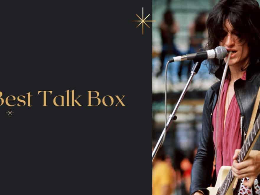 Best Talk Box