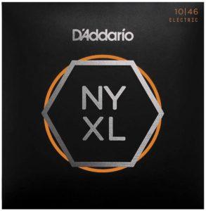 D'Addario NYXL1046 Electric Guitar Strings