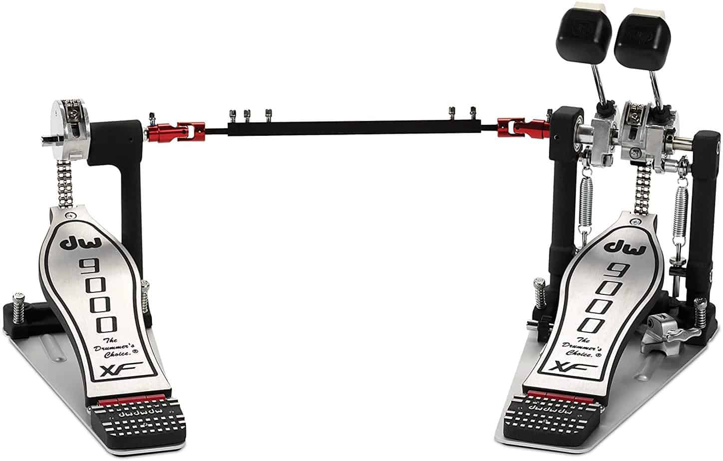 DW 900 Double pedal extended footboard – Best double bass pedals for beginners