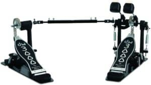 Drum Workshop, Inc. 3000 series bass drum pedal, double (DWCP3002)