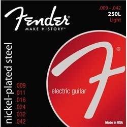 Fender 250L Steel Electric Guitar Strings