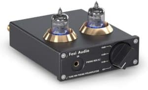 Fosi Audio Phono Preamp - best record player with speakers