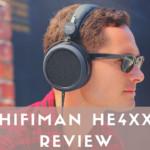 Hifiman HE4XX Review: Swooping into Magnetic Headphones