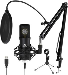 MAONO Store Cardioid large-diaphragm condenser microphone