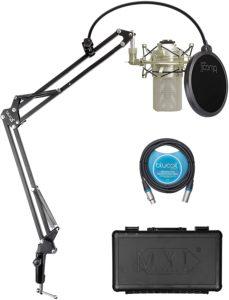 MXL 990 cardioid condenser microphone