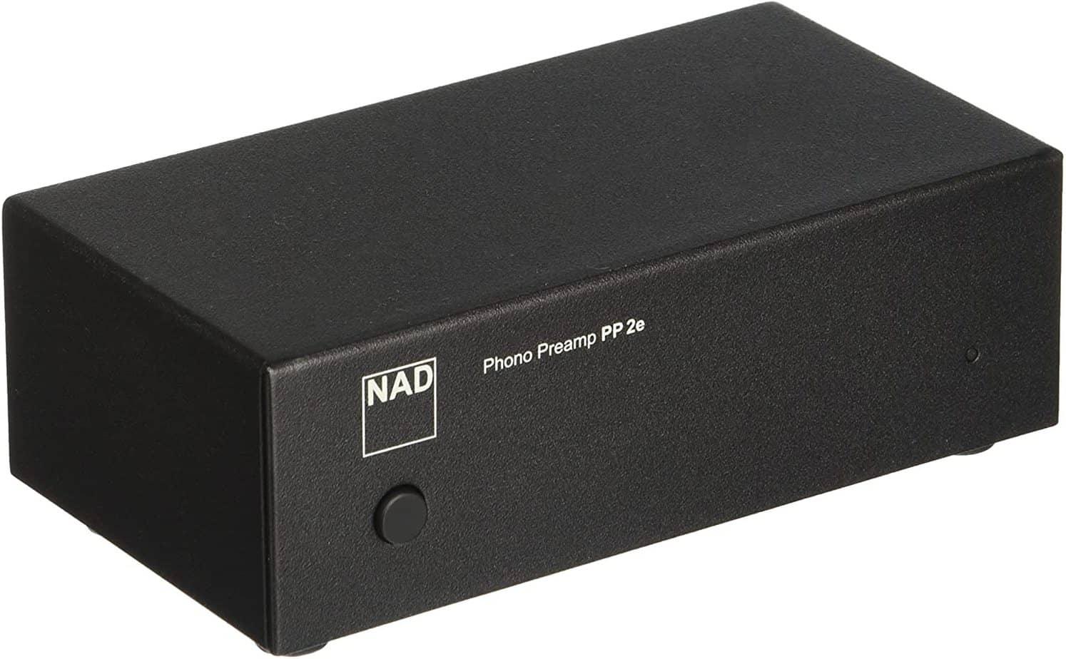 NAD PP 2e Phono Preamplifier