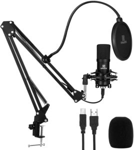 NAHWONG Professional Condenser Microphone