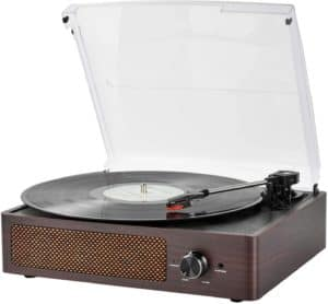 18 Best Record Player With Speakers 12