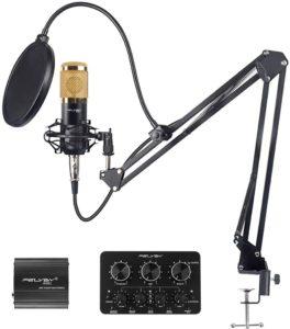 Recording Condenser Microphone - FELYBY