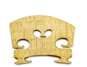 Sky fitted 4/4 full-size violin maple bridge