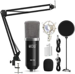 TONOR XLR Condenser Microphone