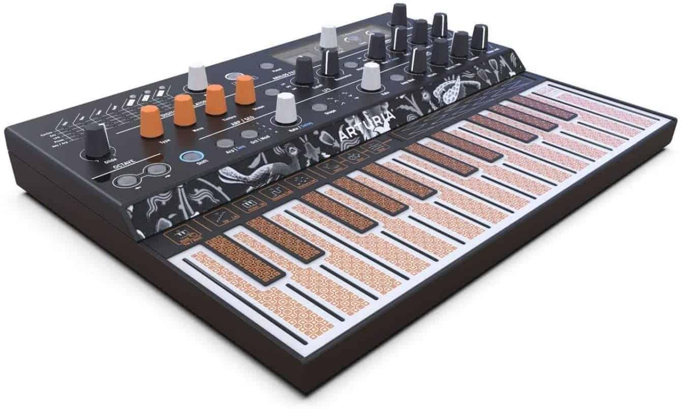 The best digital synthesizer – Arturia MicroFreak