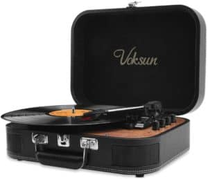 Voksun Record Player