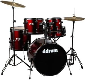 ddrum D120B MB D Series Drum Set 5 piece