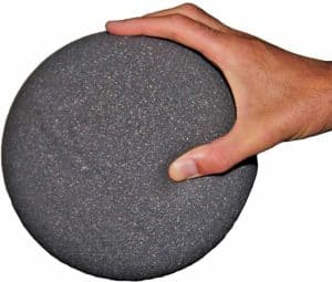 "8"" Grey Foam Ball"