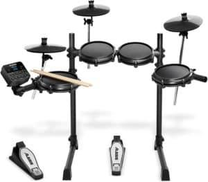 Alesis Drums Turbo Mesh Kit – Seven Piece