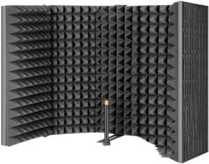 Aokeo AO-605 Professional Microphone Isolation Shield