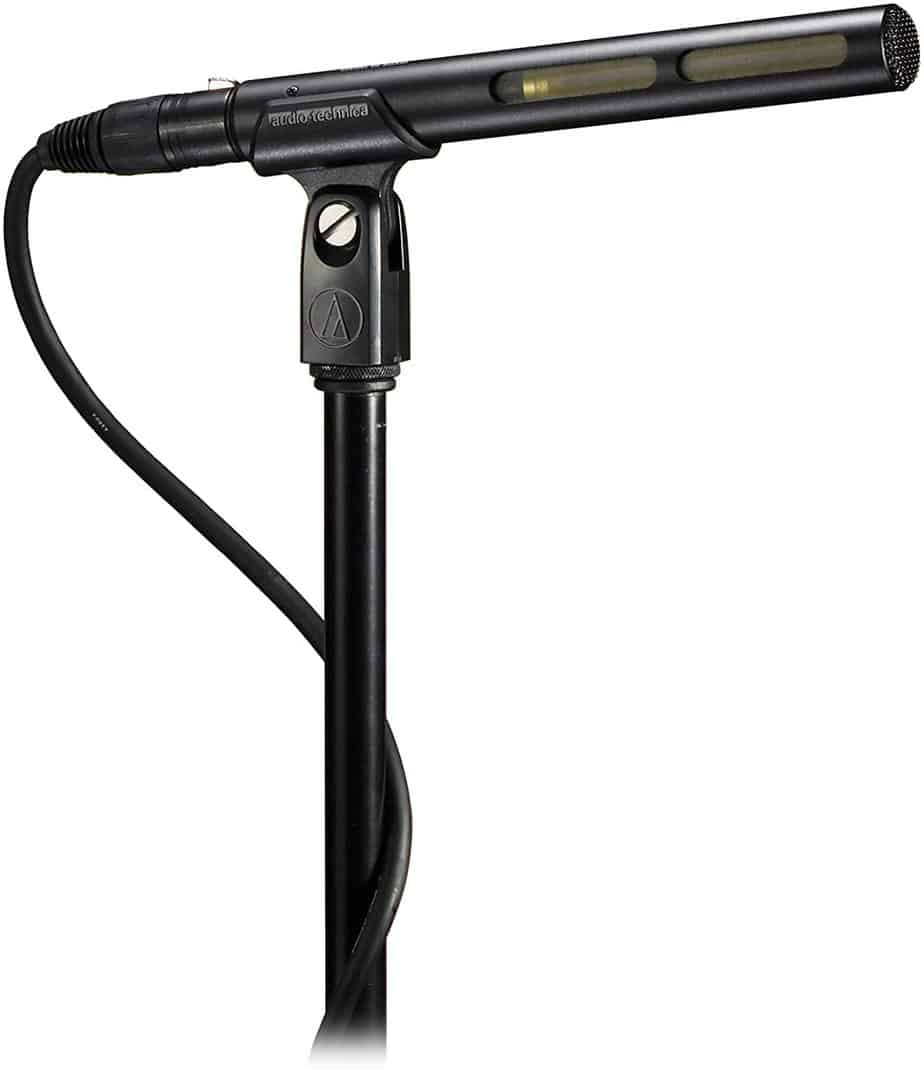 Audio Technica AT875R Shotgun Condenser Microphone