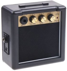 Bass amplifier by Amoon