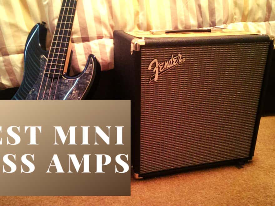 Best Mini Bass Amps