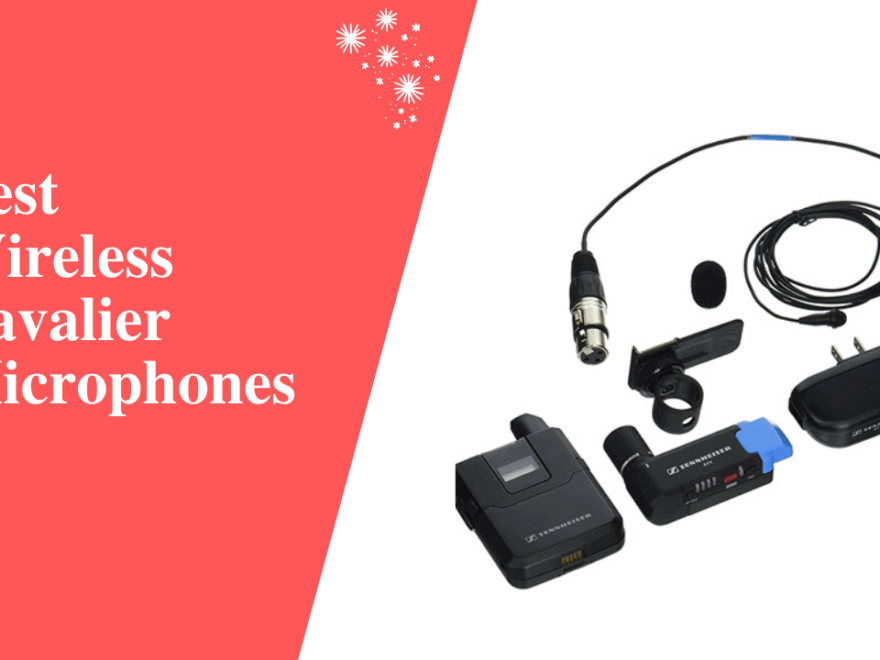 Best Wireless Lavalier Microphones