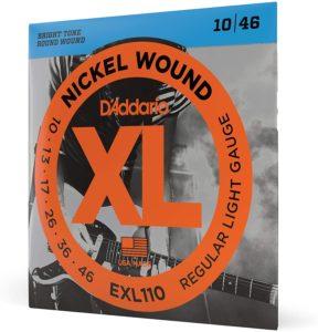 D'Addario EXL110-3D XL