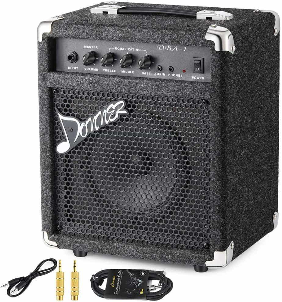 Donner 15W Bass Guitar Amplifier