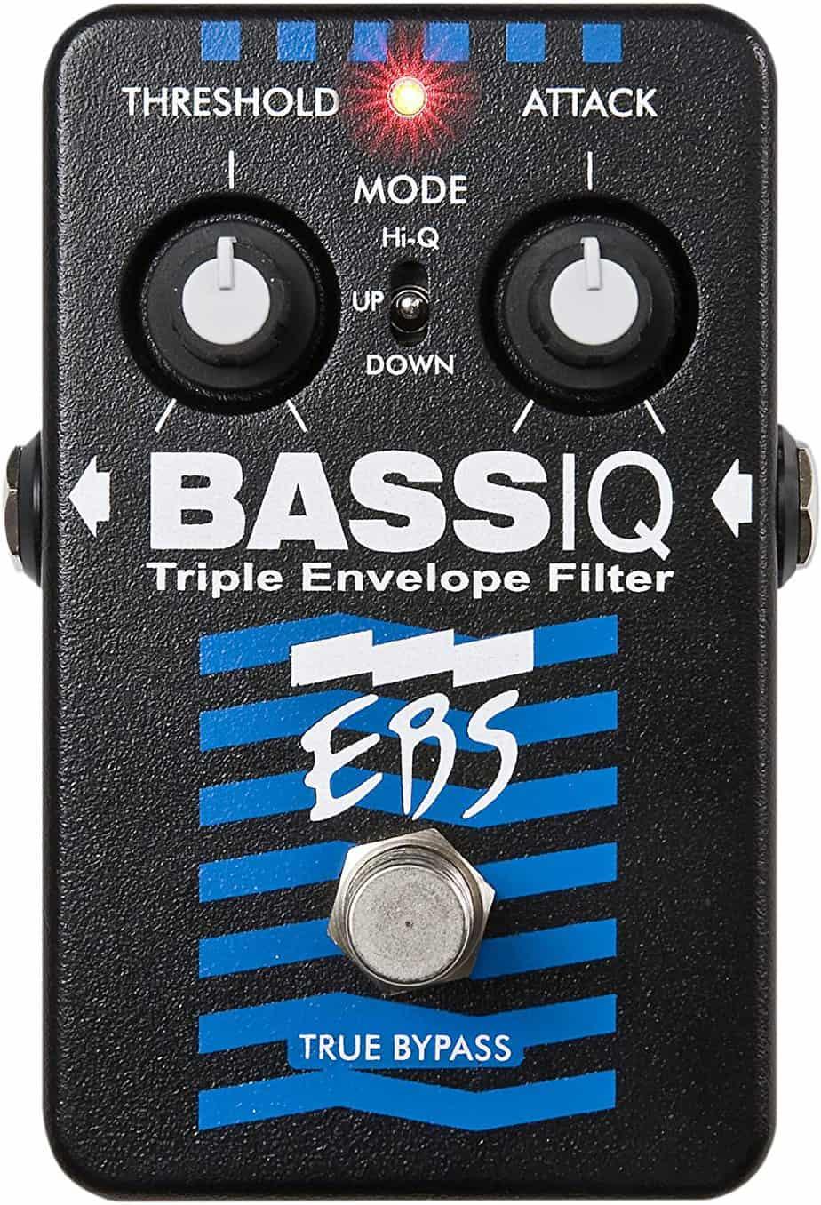 EBS Bass IQ Bass Envelope Filter Pedal