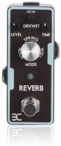 EX Mini Effects Bass Reverb Pedal