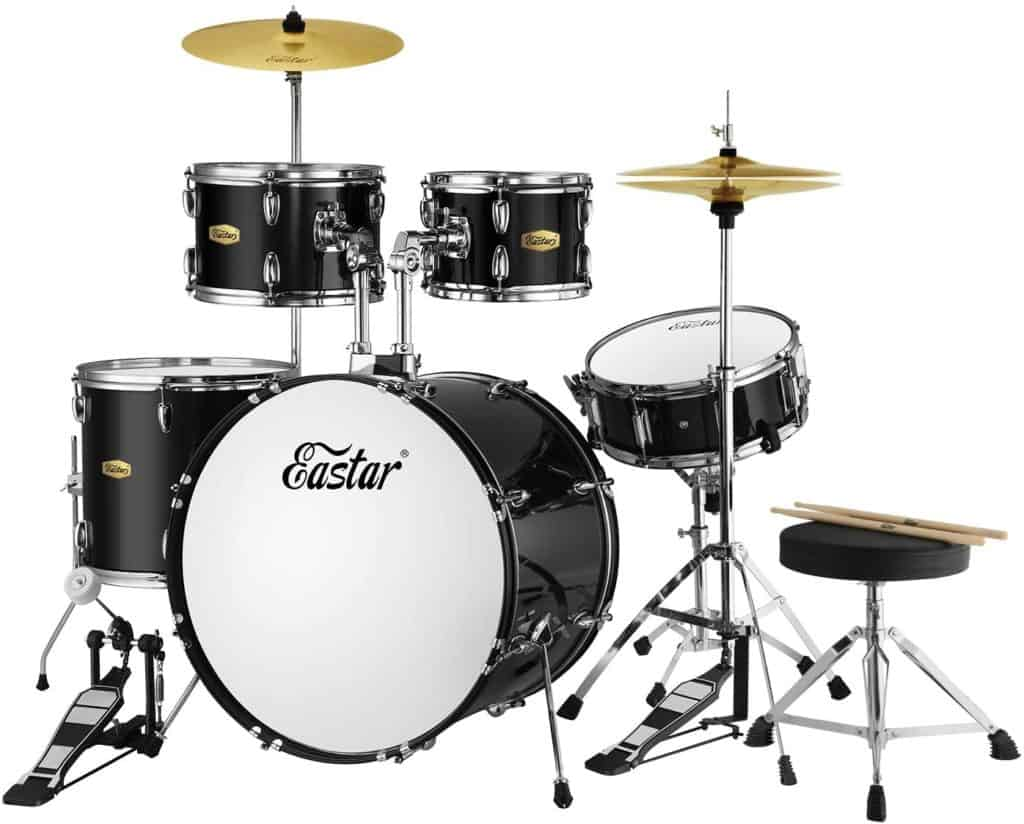 Eastar 22 inch Drum Set
