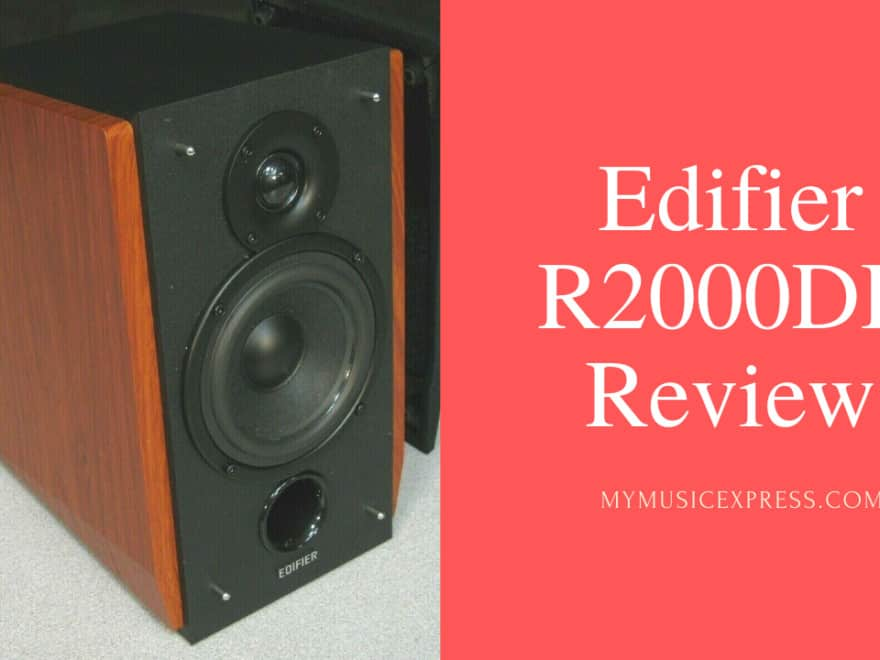 Edifier R2000DB Review