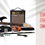 4 Best Electric Guitar Starter Kit for Beginners