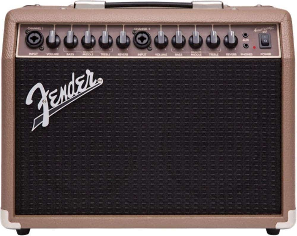 Fender Acoustasonic 40 Mini Bass Amp