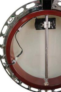Gold-Tone Sliding Magnetic Banjo Pickup