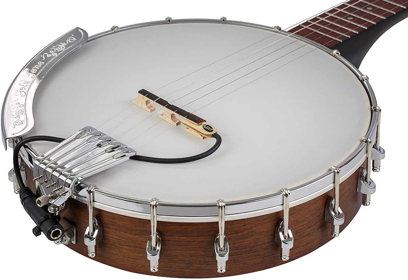 KNA BP-1 Banjo Pickup Piezo