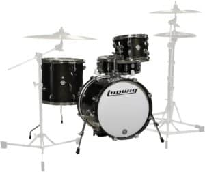 Ludwig Drum Shell Pack